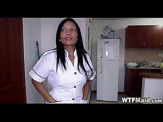 Amateur maid 004