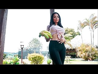 Carne del mercado Sexy latina mila garcia tastes meaty dick and gets fucked
