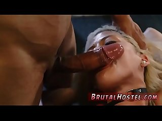 Rough anal gangbang creampie and blonde Big-breasted blondie sweetie