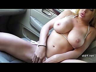Stranded girl will fuck for gas