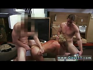 Korean guy gets gay blowjob blonde muscle surfer man needs cash