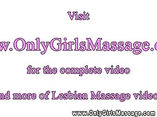 Hot massage babes sixtynine with passion