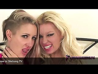 Shebang tv Michelle thorne angel long home hardcore show