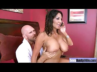 Mature Busty Wife (tara holiday) Like Intercorse On Camera clip-28