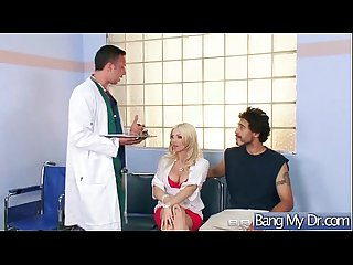 Action scene between nasty doctor and horny patient lpar christie rpar movie 11