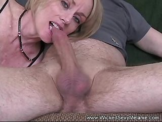 Intense amateur gilf sex adventure