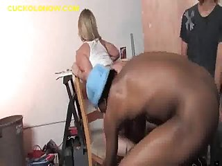 Cuckolded by hung black man