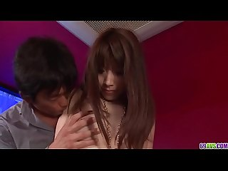 Full Japanese hardcore romance for slim Hinata Tachibana - More at 69avs com