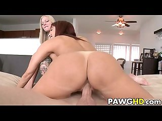 Big ass milfs get banged
