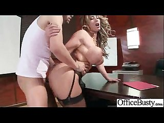 Busty Horny Girl (eva notty) Get Hard Style Sex In Office vid-11