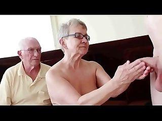 Pareja de 76 aos con corneador lustygolden