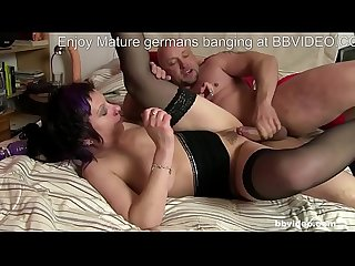 Mature German mom gets plowed