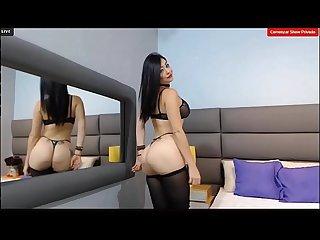 Kendraparker modelo webcam latina super sensual de increble Culo