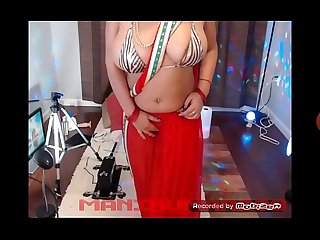 Indian aunty hd webcam show