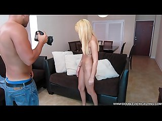 Doubleviewcasting com hot angel marina