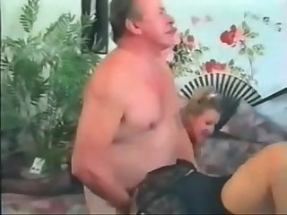 Old man fucks young girls period classic porn lovers here period