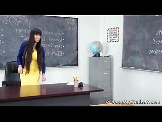 Hot latina teacher mercedes carrera fucks her nerdy student pornhub com