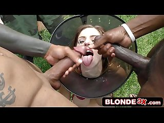 Interracial monster cock cumshot compilation 15 gangbang edition iii
