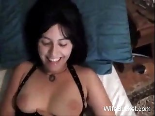 All natural mom fucked at home