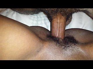 Anisha taking all my dick