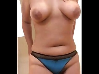 Indian sexy wife sensous erotic nude strip tease fuckmyindiangf com