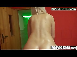 karol lilien naked on the prague streets public pick ups