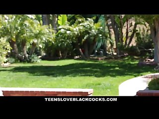 Teensloveblackcocks tight pussy joseline Kelly enjoys big black cock