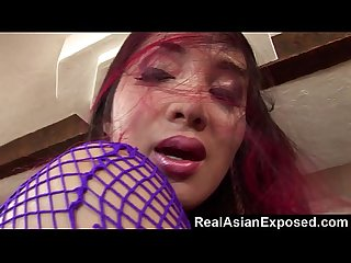 RealAsianExposed - It Gets Raw & Sweaty When Katsuni Gets Fucked by Lee