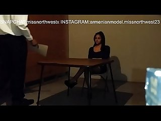 ARMENIAN MODEL MISS.NORTHWEST DOES A CRIME AND HAS TO GET OUT OF IT BY ANY MEANS
