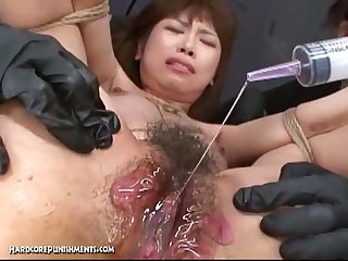 Japanese bondage sex extreme bdsm punishment of asari lpar pt period 8 rpar