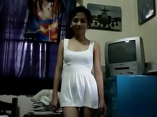 Catholic girl send me her video for tease add me as friend