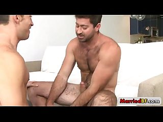 Hairy dude assfucking his boyfriend by marriedbf