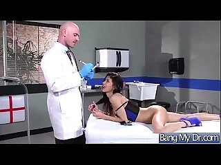 Horny patient lpar veronica rodriguez rpar come to doctor and get hard style Bang clip 29
