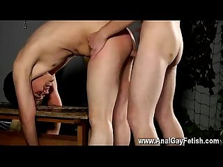 Gay mature cumshot movieture a red rosy arse to fuck