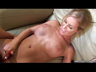 Nicole aniston suck and fuck threesome