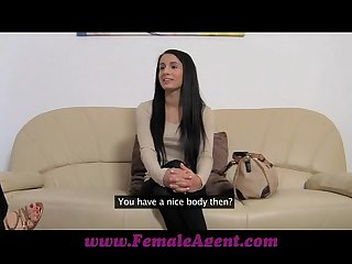 FemaleAgent Fuck me like a man