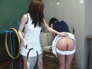 049 women S doubles spanking