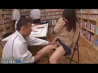 Japanese schoolgirl crazy masturbation in public more at elitejavhd com