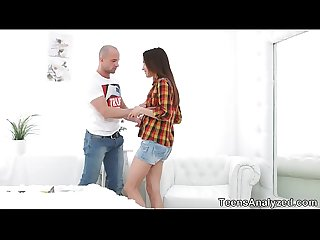 Teens Analyzed - Anal sex Roxy Dee to ease the pain
