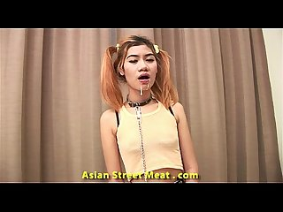 Asian teen hussakee