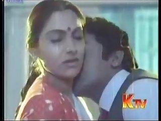 Actress madhavi boobs show