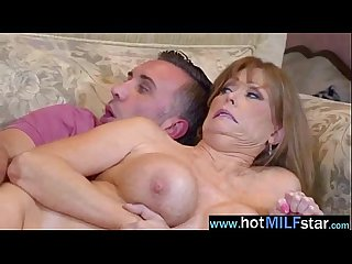 Big Dick Inside Naughty Hot Sluty Mature Lady (darla crane) movie-08