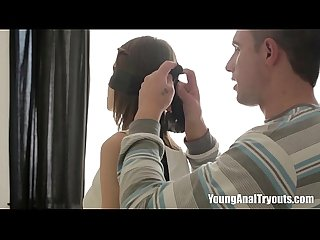 Young anal tryouts tatjana was trying her first anal