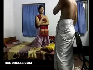 Young desi maid hard fucked