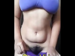 Bhabi show her big tits
