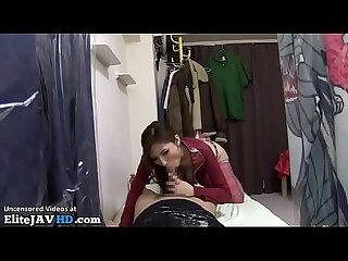 Japanese adult star fucks shy fan at home more at elitejavhd com