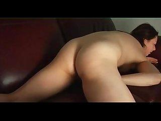 Julia b fingers her sweet hairy pussy
