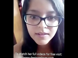 Hot indian teen stripping nude watch full video free on www desipornlover com