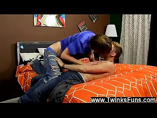 Amazing gay scene Handsome versatile top man Ryker knows how to tear