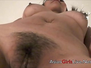 Filipina.Webcam Asian Cam Model in Hotel Stripping shows tits ass pussy